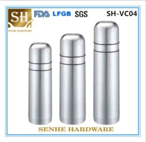 500ml Double Wall Vacuum Logo Printing Stainless Steel Thermos (SH-VC04) pictures & photos