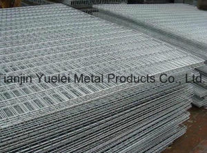 Hot Dipped Galvanized Construction Welded Wire Mesh/Galvanized Square Wire Mesh/Galvanized /PVC Coated Welded Wire Mesh pictures & photos