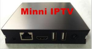 Amazing Design Mini IPTV + Satellite / Cable / Terrestrial Receiver pictures & photos