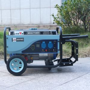 Electric Start Copper Wire 2kw Gasoline Generator 2500