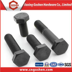 Carbon Steel Hex Bolt Grade 8.8 DIN931/DIN931 Hex Cap Bolt pictures & photos