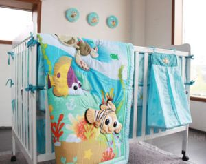 100% Cotton Baby Bedding Set pictures & photos