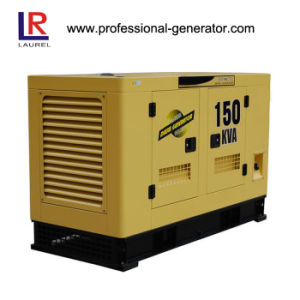 Water-Cooled 150kVA Silent Cummins Generator Set with Diesel Engine pictures & photos