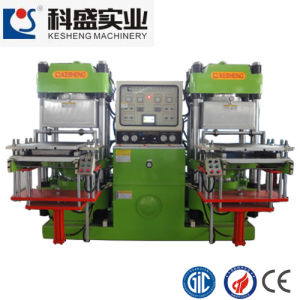 Hydraulic Press Machine for Rubber Sheets, Soles&Mat Products (KS300VF) pictures & photos
