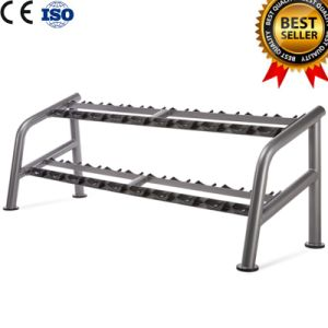 10 Pair Dumbbell Rack Sport Equipment Gym Fitness Machine OEM Manufacturer pictures & photos
