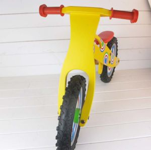 Kid Wooden Sport Walking Bike pictures & photos