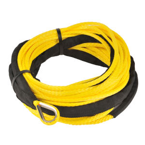 Sk75 Synthetic Winch Rope Recovery Strap pictures & photos