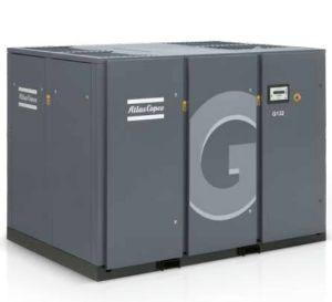 Atlas Copco Oil Injected Screw Air Compressor (GA132FF GA132+ FF) pictures & photos