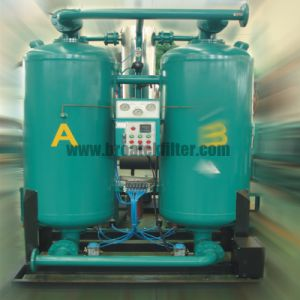 Heatless Regeneration Desiccant Air Dryer Bdah-1600)