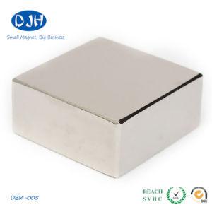 N35 Permanent Sintered Rare Earth Block Neodymium Magnet pictures & photos
