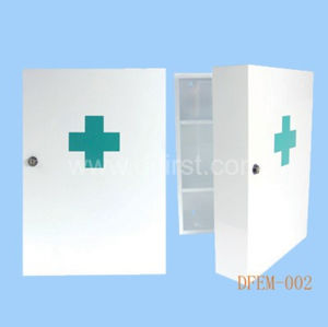 Empty Metal First Aid Box (DFEM-002) pictures & photos