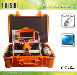 Witson Chimney Camera Inspection Camera with Pan/Tilt Camera pictures & photos