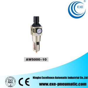Air Regulator, Filter, Lubricator Air Source Treatment Unit Aw5000-10 pictures & photos