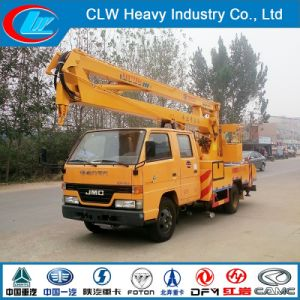 2015 New Cherry Picker Lifting Paltform Truck Overhead Working Truck pictures & photos