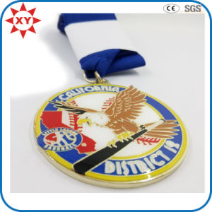 Blue Ribbon Medals with Epoxy pictures & photos