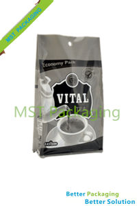 Flat Bottom Tea Package Bag, Box Pouch pictures & photos