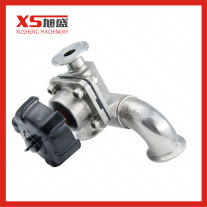 Stainless Steel 316L Sanitary Manual U-Type Diaphragm Valve pictures & photos