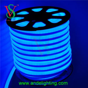 CE RoHS Approved Top Quality Blue LED Neon Flex Strip pictures & photos
