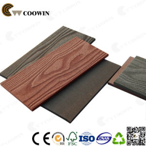 Wood-Plastic Composite Wall Decking Fence pictures & photos