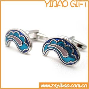 Top Quality Metal Cufflink for Business Gift (YB-r-016) pictures & photos