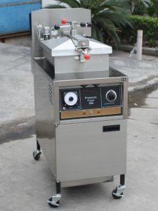 Broasted Gas Fryer Pressure Chicken Machine pictures & photos