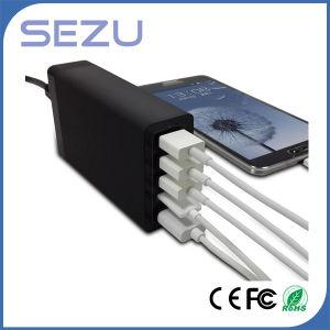 40W 5 Ports USB Desktop Charging Station pictures & photos