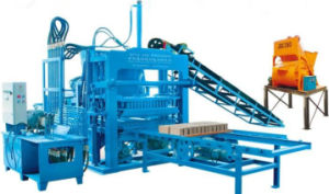 Zcjk Medium Sized Automatic Hydraulic Cement Block Making Machine Price pictures & photos