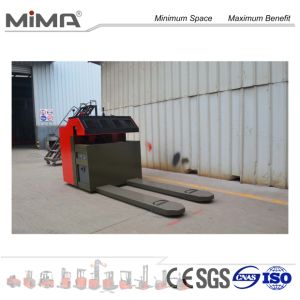 Te Series China Mima Electric Pallet Truck pictures & photos