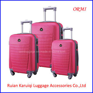 ABS Hard Shell Travel Trolley Luggage Bag pictures & photos