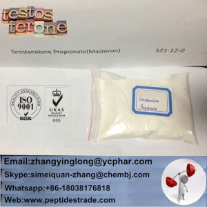 Legit Steroids Powder Drostanolone Propionate for Bodybuilding pictures & photos