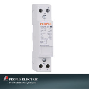 AC Contactor for Household 25A 2pole 2no Rdch8-25/20 pictures & photos