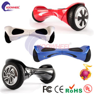 """Koowheel 8"""" Two-Wheel Self Balancing Scooter Oxboard Hoverboard Bluetooth Skateboard pictures & photos"""