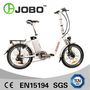 "Moped Bicycle 20"" Pocket Electric Bike (JB-TDN07Z) pictures & photos"