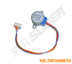 Suoer Air Conditioner Parts High Quality Air Conditioner Swing Motor with CE & RoHS (50560058-(Midea)MP24GA) pictures & photos
