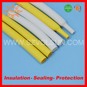 Flame Retardant Halogen Free Soft Wall Heat Shrink Tubing pictures & photos