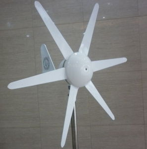 100W DC12V/24V Horizontal Wind Turbine, Wind Generator Price for Home pictures & photos