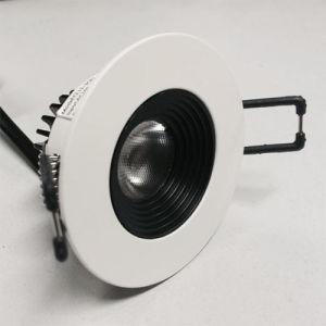 White Diamond Series 3W LED Ceiling Downlight LED Sopt Lighting