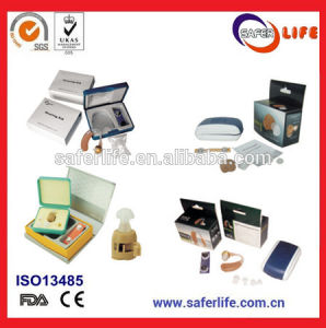 Bte Hearing Aid for Older Disabled Smart Size Compact Packing pictures & photos