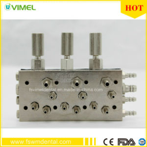 Dental Unit Spare Part 3 in 1 Valve pictures & photos