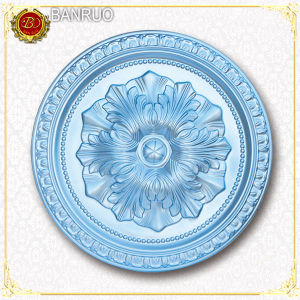 Banruo PU Silver Plating L. blue Panel for Wall Decoration pictures & photos