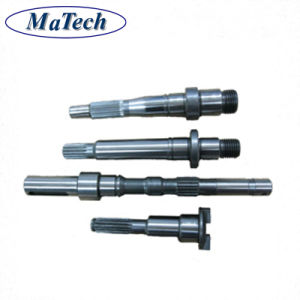 CNC Manufacturer 304 Stainless Steel Truck Drive Shaft Forging pictures & photos