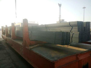 Steel U Channel Profile for Building Structure pictures & photos