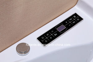 Colorful LED Light Indoor Corner Acrylic Bath Tube (TLP-678) pictures & photos