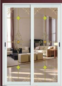 Home Use Morden Designed Glass Sliding Door