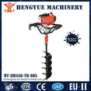 Gasoline Engine Earth Auger with Quick Delivery pictures & photos