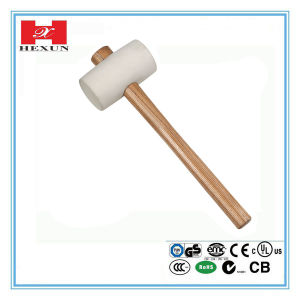 Fibre Glass Handle Aluminum Alloy Tube Forged Steel Hammer pictures & photos
