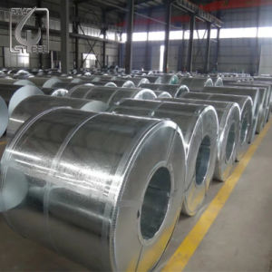 Competitive Price Raw Material Hot Dipped Galvanized Coil pictures & photos