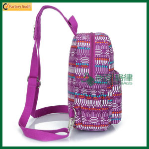 2017 Fashion Ethnic National Printing Chest Bag Backpack (TP-BP229) pictures & photos