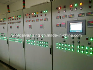 Nitrogen Wiping System for Steel Wire Galvanizing pictures & photos