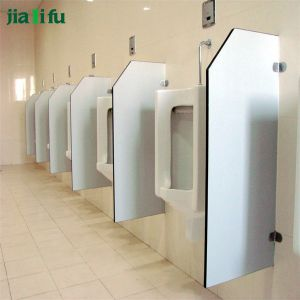 Jialifu Kid Use HPL Materialschool Stainless Steel Floor Urinal pictures & photos